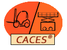 Logo CACES - Formation CACES